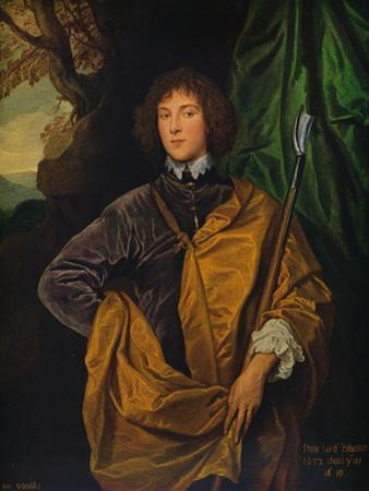 'Philip, Lord Wharton', 1632 by Anthony Van Dyck