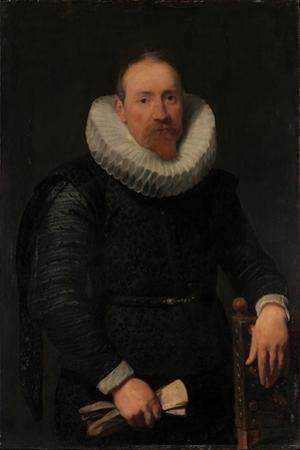 Portrait of a man, c.1618 by Anthony van Dyck