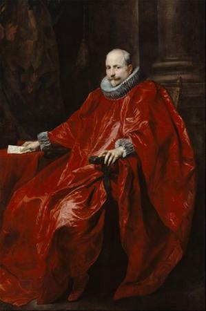 Portrait of Agostino Pallavicini by Anthony Van Dyck