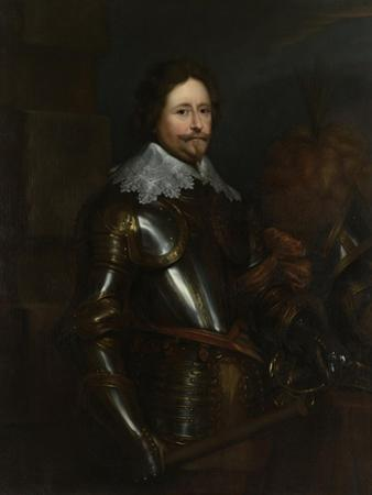 Portrait of Frederick Henry, Prince of Orange by Anthony Van Dyck