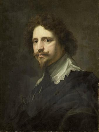 Portrait of Michel Le Blon by Anthony Van Dyck
