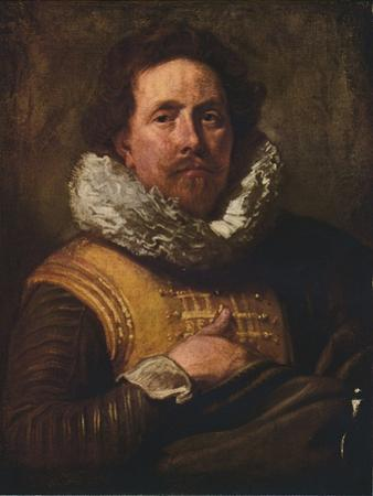 The Captain of the Guard, c1619-1541, (1937) by Anthony Van Dyck