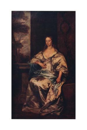 'The Countess of Southampton', 1640-1641, (c1915)