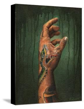Reaching by Anthony Velasquez