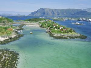 Bronnoysund, Kystriksveien Coast Route, Norway, Scandinavia, Europe by Anthony Waltham