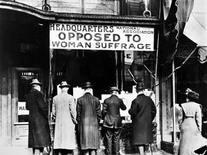 Anti-Suffrage Association