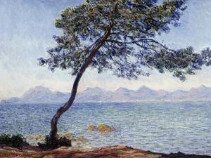 Antibes by Claude Monet, 1888