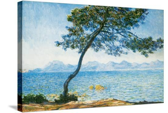 Antibes, c.1888-Claude Monet-Stretched Canvas