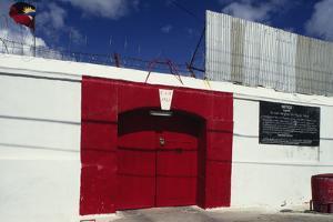 Antigua Jail, St. John's, Antigua