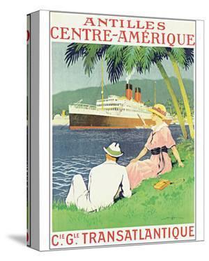 Antilles, Centre-Amerique