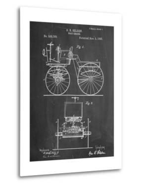 Antique Automobile Patent 1895
