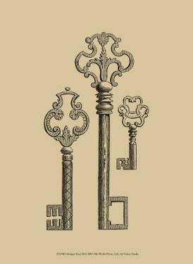 Antique Keys II