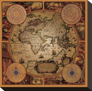 Antique Map, Cartographica I