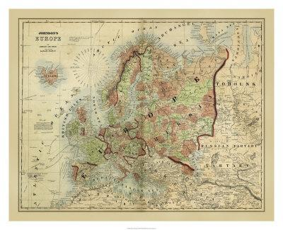 https://imgc.allpostersimages.com/img/posters/antique-map-of-europe_u-L-F2VUKD0.jpg?p=0