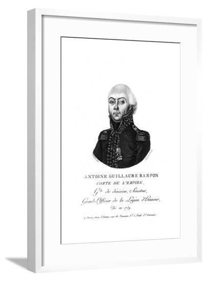 Antoine Comte Rampon--Framed Giclee Print