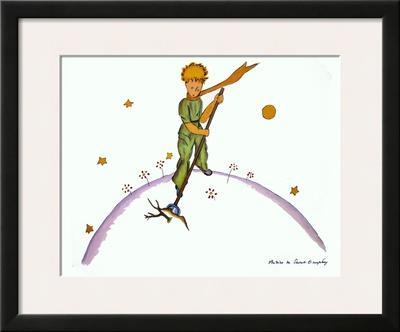 Petit Prince au Travail