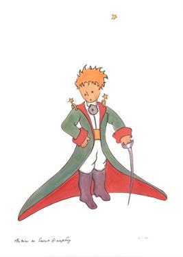 Petit Prince et la cape rouge by Antoine de Saint Exupery