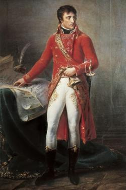 Bonaparte, First Consul by Antoine-Jean Gros