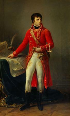 Full Length Portrait of Napoleon Bonaparte as First Consul. 1802