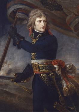 General Bonaparte at Arcole, 17 November 1796, (C179) by Antoine-Jean Gros
