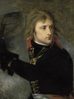 Napoleon Bonaparte on the Bridge at Arcole by Antoine-Jean Gros