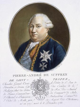 Pierre-Andre De Suffren De St Tropez