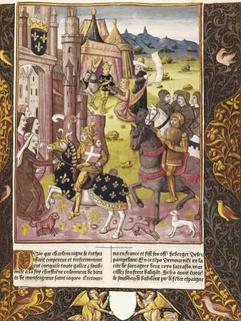 Allegory of Charlemagne's Reign