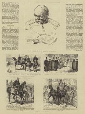 Prince Bismarck by Anton Alexander von Werner