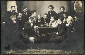 Anton Chekhov Meets a Moscow Arts Theatre Group