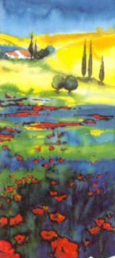 Poppies Forever II by Anton Knorpel