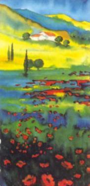 Poppies Forever III by Anton Knorpel