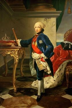 Ferdinand IV, King of Naples and the Two Sicilies, 1760 by Anton Raphael Mengs