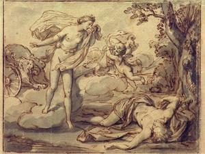 Venus Mourns Adonis, c.1757 by Anton Raphael Mengs
