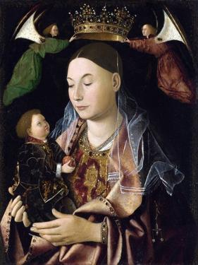 Salting Madonna by Antonello da Messina