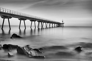 Pont del Petroli by Antoni Figueras