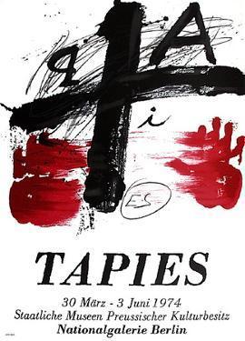 Expo Berlin by Antoni Tapies