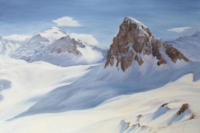 Alpine Shadows, 2000