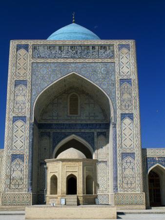 Kalan Mosque, Built in 1121-22Ad During the Reign of the Kharakhanid Ruler Arslan Khan Muhammed