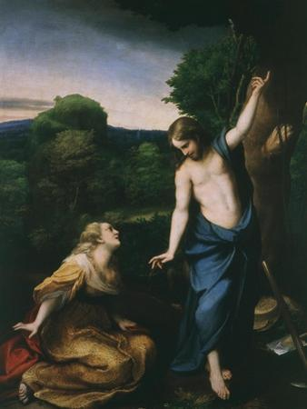 Noli Me Tangere, Touch Me Not, Risen Christ Appears to Mary Magdalene, 1525