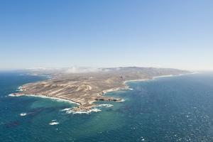 Aerial Photo of Santa Rosa, Channel Islands National Park, California, United States of America by Antonio Busiello
