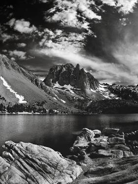 Mountains, Sierra Nevada, California, United States of America, North America by Antonio Busiello
