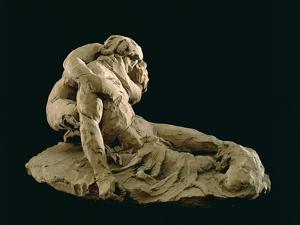Cupid and Psyche by Antonio Canova
