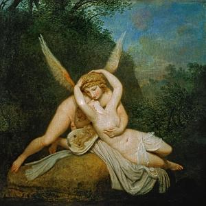 Cupid and Psyque, c. 1787-1794. by Antonio Canova