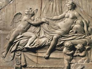 Danae of Correggio by Antonio Canova