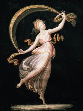 Dancer by Antonio Canova