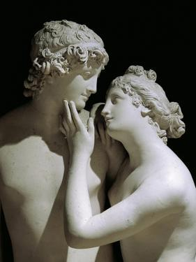 Detail from Venus and Adonis by Antonio Canova