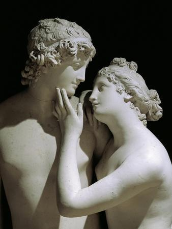 Detail from Venus and Adonis