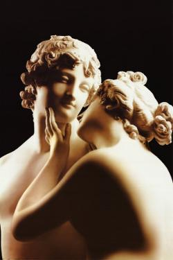 Lovers by Antonio Canova