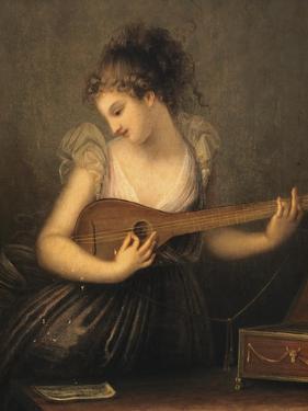 Musician by Antonio Canova
