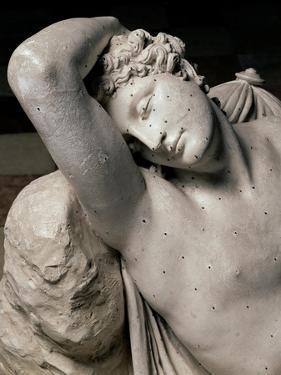 Sleep of Endymion by Antonio Canova